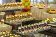 Louis Paphos Breeze - Hauptrestaurant Dessert Buffet